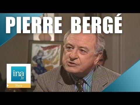 Pierre Bergé 'Ma rencontre avec Jean Giono' | Archive INA