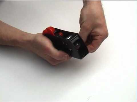 Rali Pocket Simshobel Hobeln Handhobel