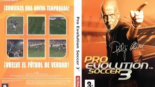 Pro Evolution Soccer 3 - Intro theme (long)