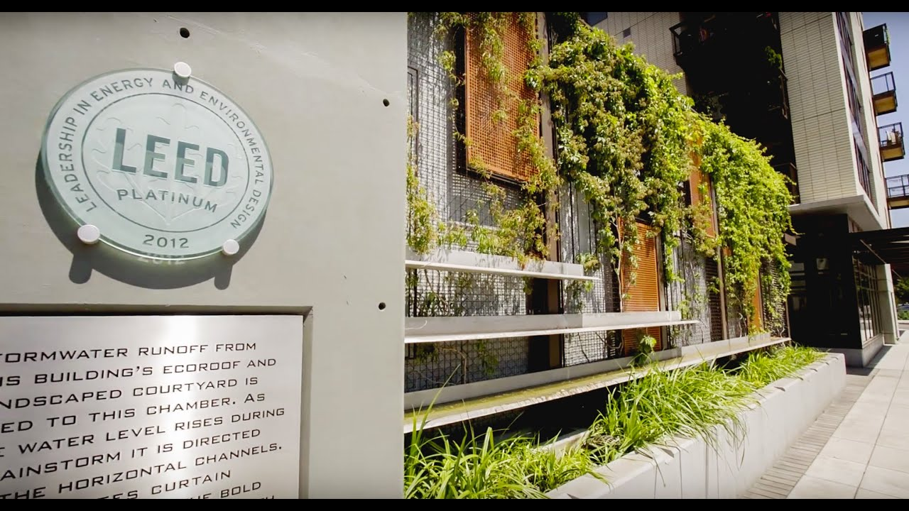 LEED: Better buildings are our legacy