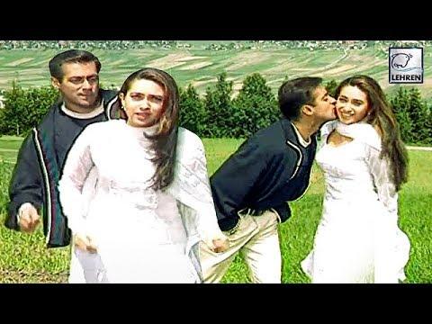 Chori Chori Sapno Mein On Location   Chal Mere Bhai   Salman Khan   Karisma Kapoor