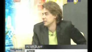 Zilahy on Metro TV