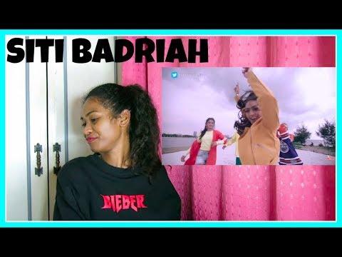 Siti Badriah - Lagi Syantik (Official Music Video)  | Reaction