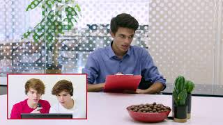AWKWARD INTERVIEW PRANK | Brent Rivera