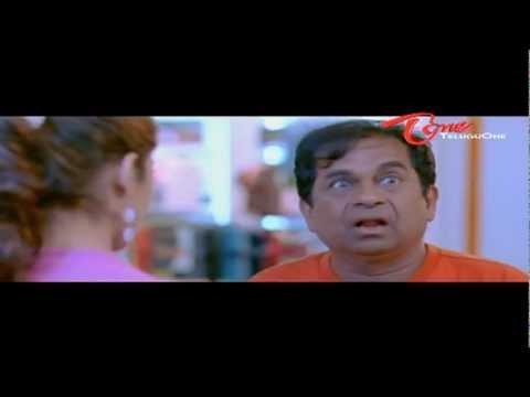 Brahmanandam Beaten Black & Blue – Comedy Scene