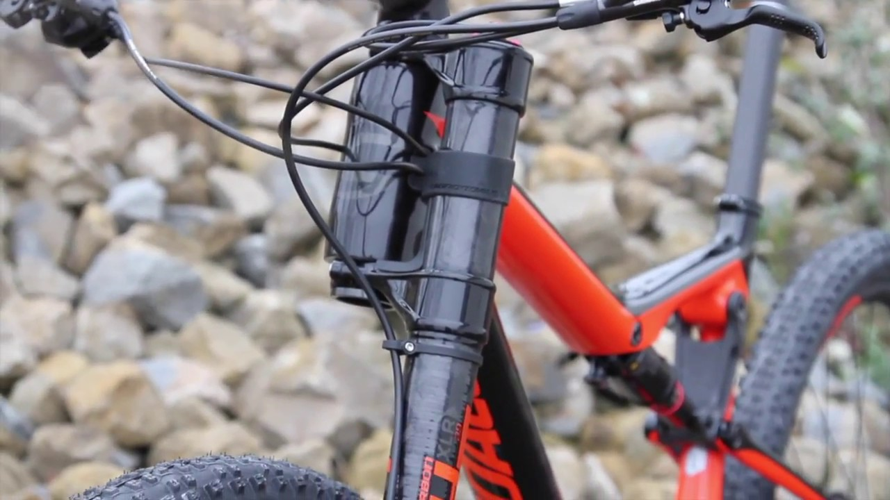 a1806ba8a15 Cannondale Scalpel-Si Carbon 2 Eagle 2017 - YouTube