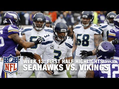 Seattle Seahawks Put the NFC On Notice in Minnesota | Seahawks vs. Vikings | NFL