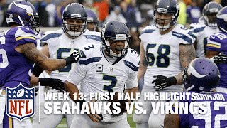 Seattle Seahawks Put the NFC On Notice in Minnesota | Seahawks vs. Vikings | NFL