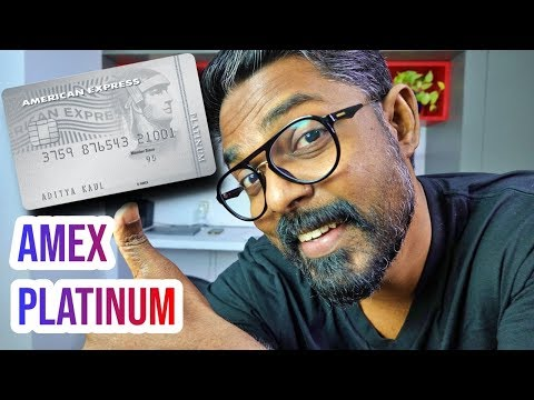 American Express Platinum Travel Credit Card Review 🇮🇳
