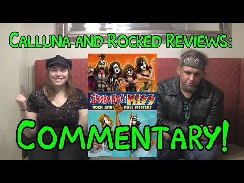 Scooby Doo & KISS: Rock N Roll Mystery Commentary