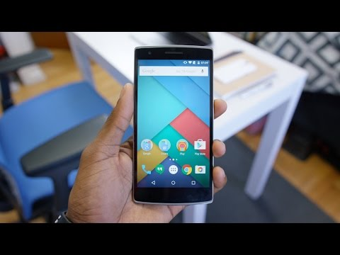 Oxygen OS on the OnePlus One!