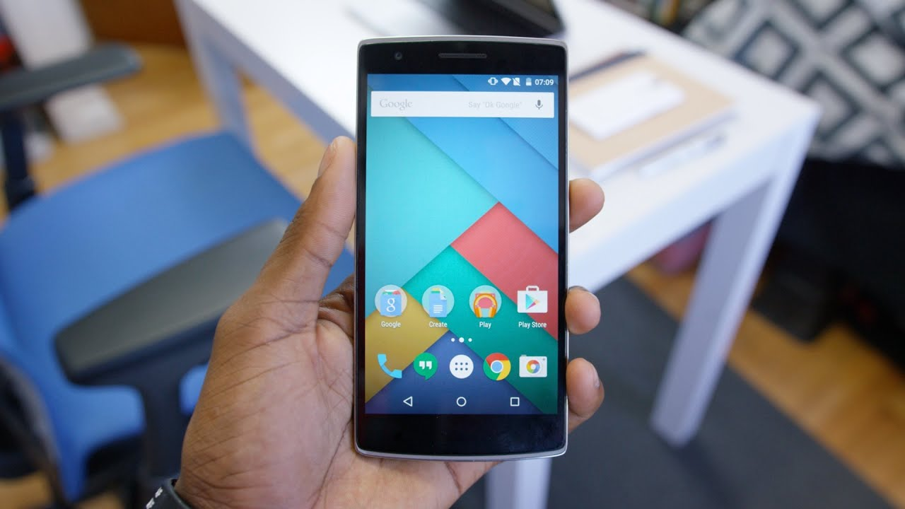 Oxygen OS On The OnePlus One