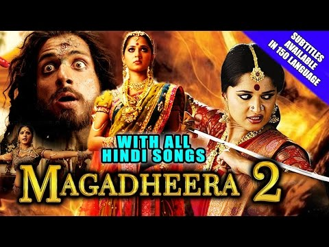 Magadheera returns New Movie in Hindi Dubbed Ramcharan,Anuska shetty