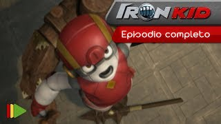 Iron kid serie