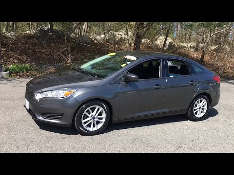 2018 Ford Focus Plymouth, Marshfield, Pembroke, Weymouth, and Brockton, MA IC7115P