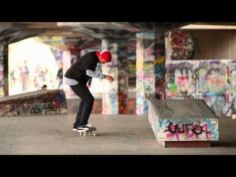 Joey Brezinski skates London - Manny Mania 2011