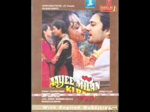 Kitne Dinon Ke Baad Hai Aayi Ayee Milan Ki Raat 1991 Full Song