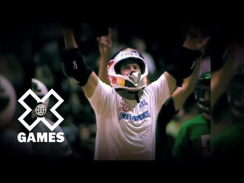 Kevin Robinson: Double Flair - BMX Vert Best Trick | X Games Los Angeles 2006