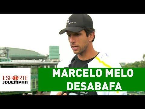 Marcelo Melo DESABAFA contra críticos do TÊNIS BRASILEIRO!