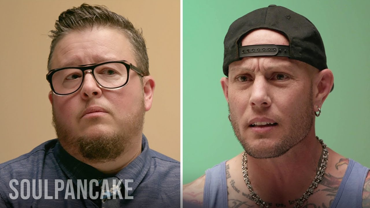 Trans Men Share What It S Like To Come Out As Transgender Tell A Stranger Youtube
