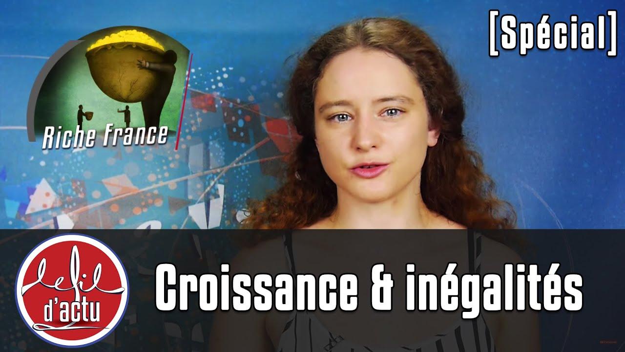 [Fil d'Actu spécial] Croissance & inégalités