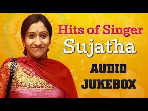 Best of Singer Sujatha Mohan | Super Hit Romantic Tamil Songs Jukebox | Top 15 Latest Hits