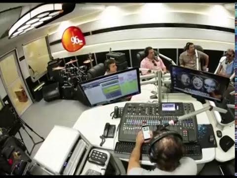 RÁDIO 96 FM INAUGURA NOVOS ESTÚDIOS