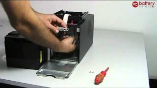 APC Smart UPS 1500 Batterietausch RBC7