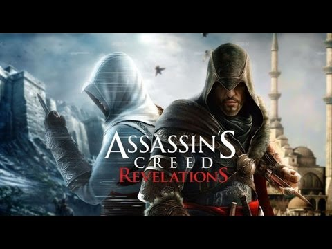 Assassin S Creed Revelations Game Movie Youtube