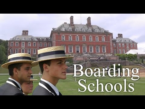 Boarding Schools  what are they like?