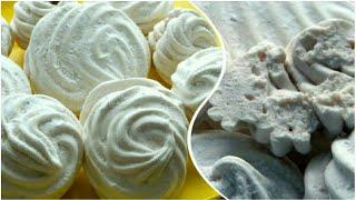 Домашний зефир как   marshmallow  на желатине. Вкусно и очень просто!