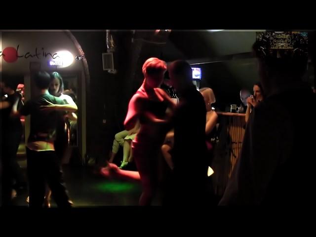 San Petersburgo, Casa Latina milonga, Tango en Rusia