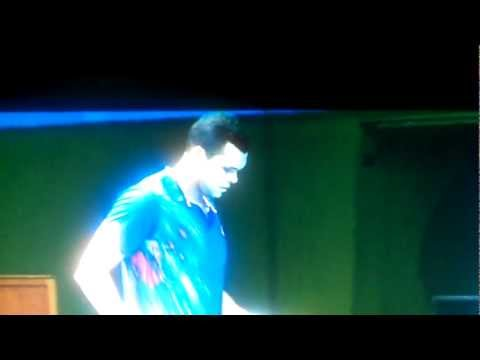THIS POINT IS NUTS..... ATP LIVE TOMAS BERDYCH VS JOE TSONGA IF STOCKHOLM OPEN 2012