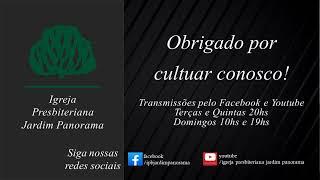 Culto Vespertino Ao Vivo - 23/08/2020