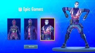 How To Get DARK LEGENDS BUNDLE (RELEASE DATE) Fortnite Starter Pack 9 RELEASE DATE & UNLOCK SKINS