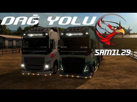 Euro Truck Simulator 2 | Dağ Yolundayız