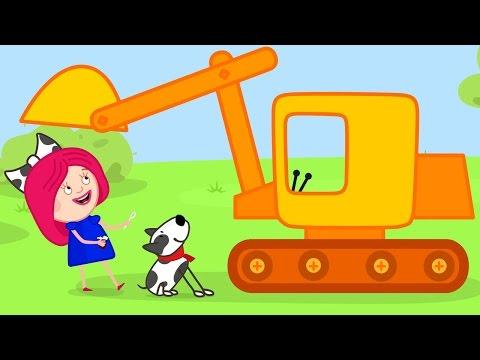 развивающие мультики для детей 5 лет смотреть онлайн