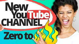 How To Start A YouTube Channel in 2019 & 2020 - A Quick Easy Guide For Beginners