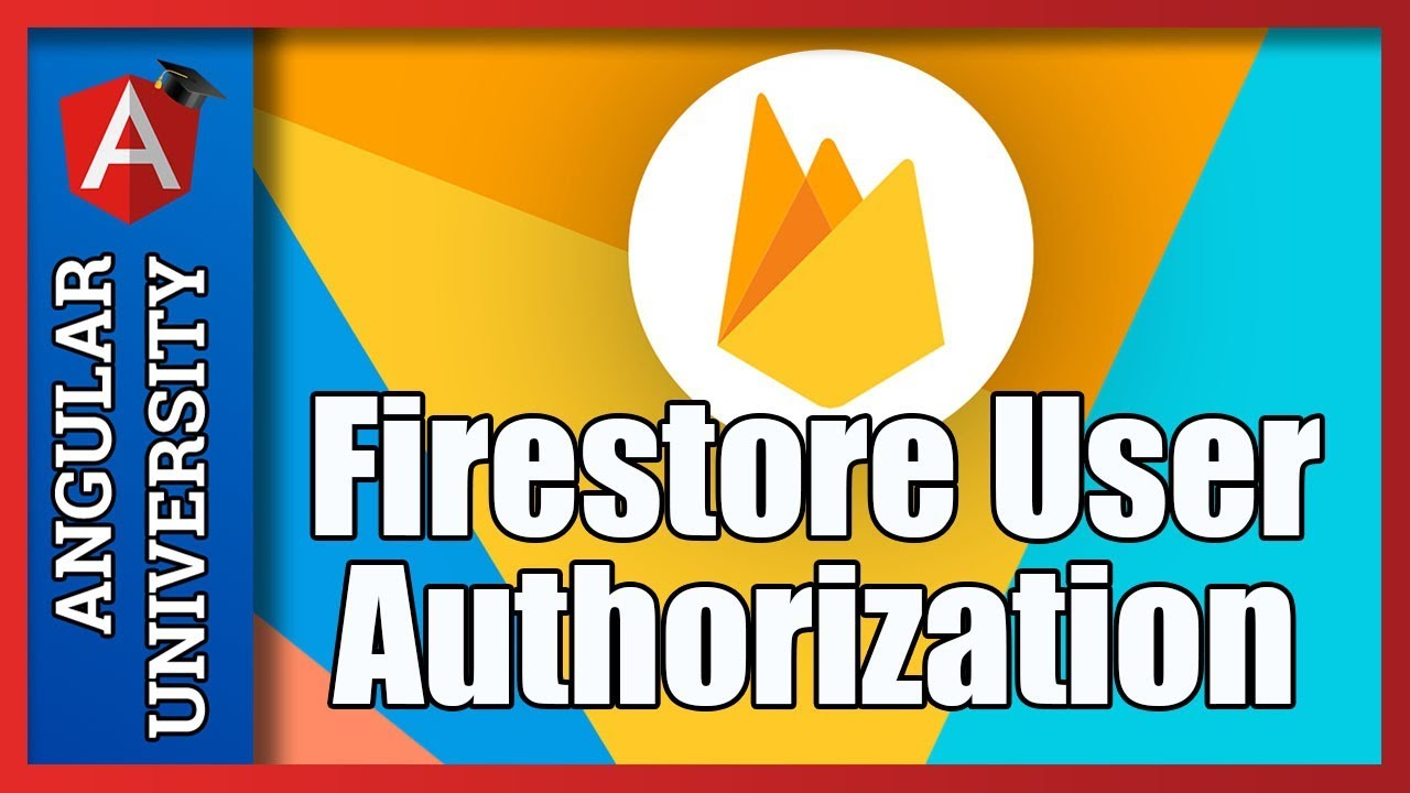 💥 Firestore Security Rules - User Authorization Roles