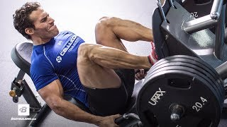 Ultimate Legs Workout | Craig Capurso