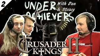 Crusader Kings 2   Pagan Fury   Under Achievers   Part 2