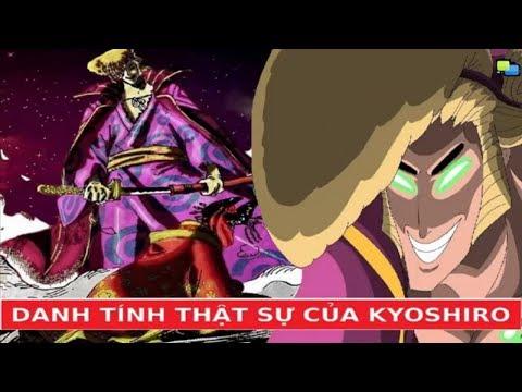 Danh tính thật sự của Kyoshiro   trùm thế giới ngầm Wano hiện tại  Giả Thuyết  Truyện Tổng Hợp
