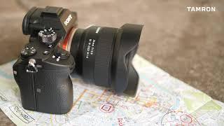 【24mm廣角+F/2.8恒定大光圈+1:2 微距放大】TAMRON F051|德國攝影師Klaus Wohlmann|示範影片