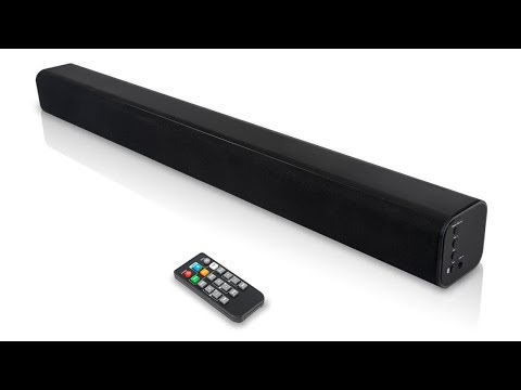 Awesome Cheap Little SoundBar with Bluetooth