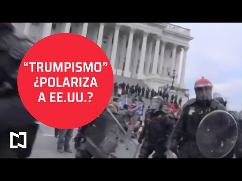 Asalto al Capitolio | Análisis de Rafael Fernández de Castro y Javier Tello  - En Punto