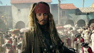 Movie Reviews: 'Pirates of the Caribbean: Dead Men Tell No Tales,' 'Baywatch,'