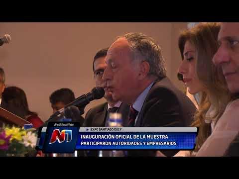Inauguración oficial de la Expo Santiago 2017