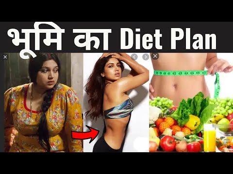 Thumbnail: Bhumi Pednekar Diet Plan For Weight Loss हिंदी में| How to Lose Weight Fast 10kgs | Celebrity Diet