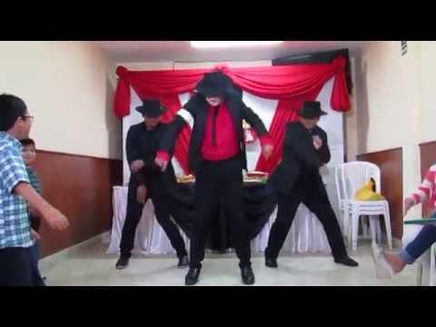 Michael Jackson Peruano Jhon Palacios: Dangerous (cumple Yorshua)