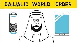 Global Soceity of Dajjal - Shaykh Dr. Abdullah Hakim Quick Animated
